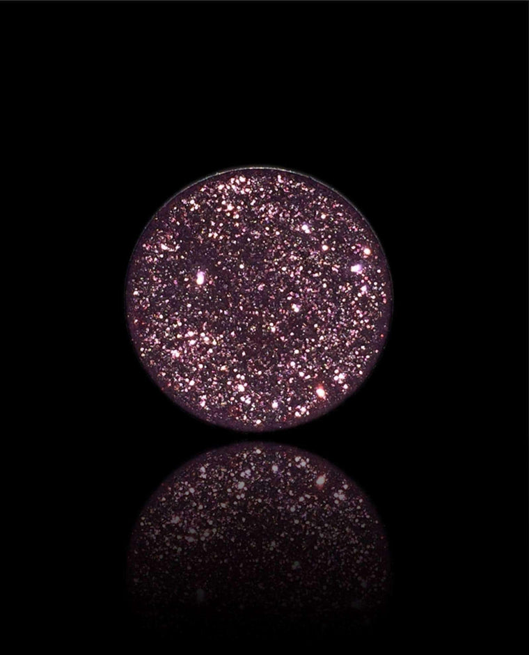 Peach Passion-Pressed Glitter Eyeshadow-Immensus Cosmetics