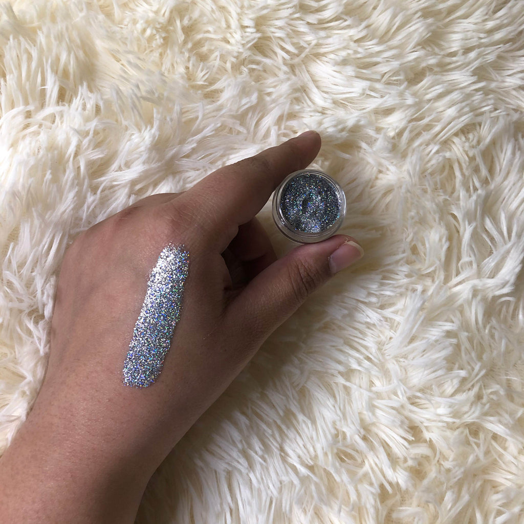 Silver Jewels - Glitter Gel Eye Shadow