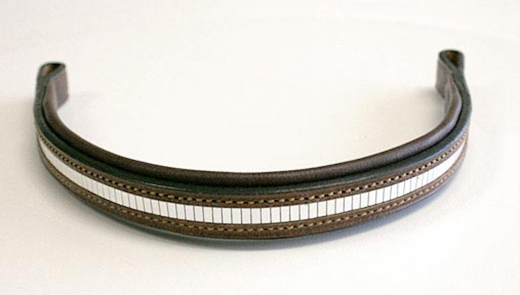 Bobby's Mirror Padded Browband