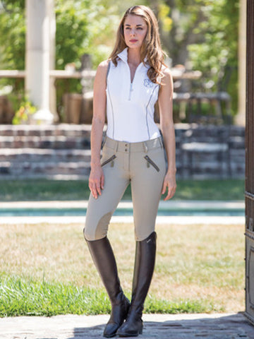 Goode Rider Legacy Breech Knee Patch