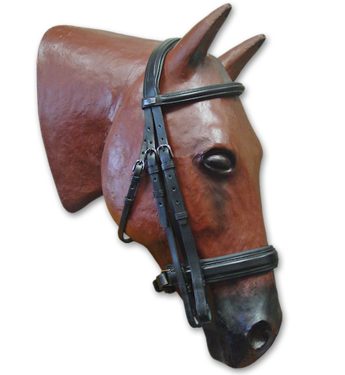 Stubben Weymouth Double Bridle without Crank