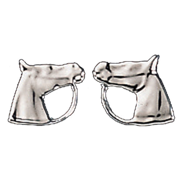 Exselle Horse Head Earrings