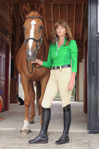 FITS Kallie Knee Patch Tread Breech