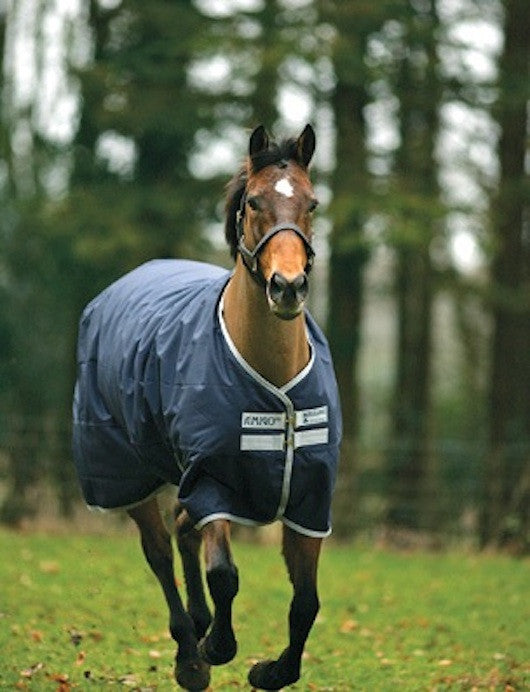 Horseware Ireland Amigo Bravo 12 Original Medium w/Leg Arches-250g