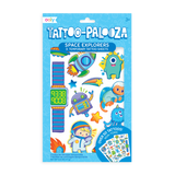 Tattoo Palooza - Temporary Tattoo Sheet Packs