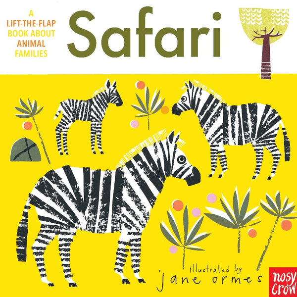 Safari - Lift the Flap Board Book