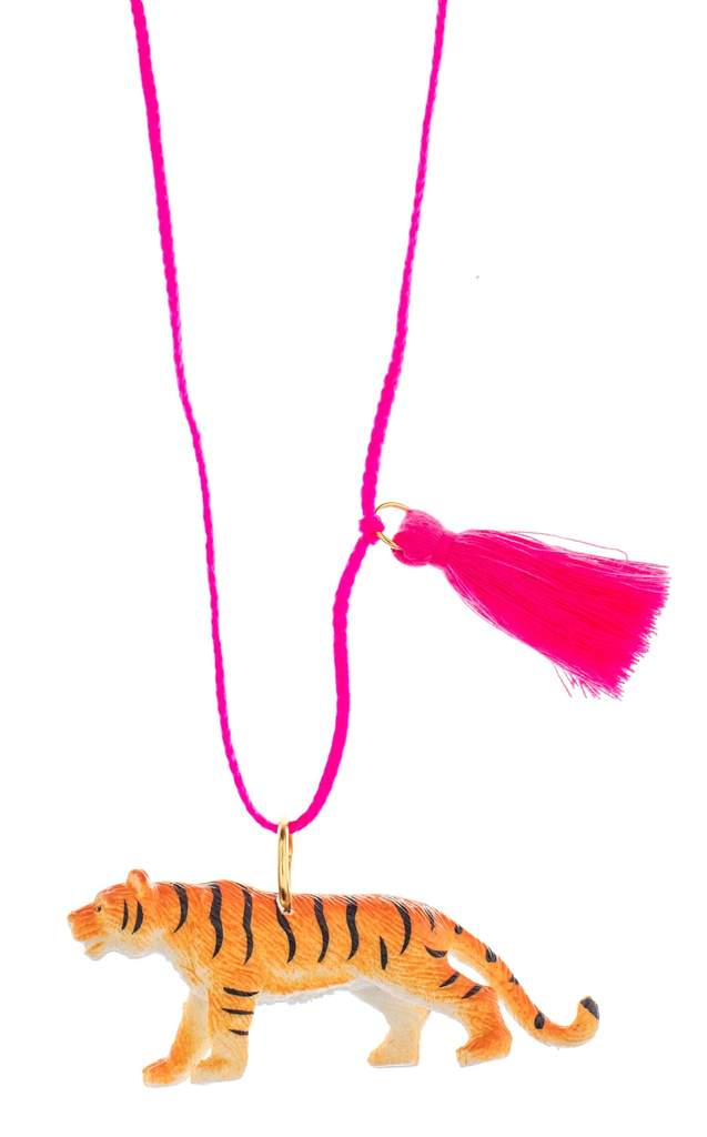 Miller the Tiger Necklace