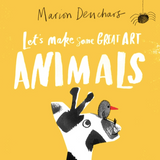 Let's Make Some Great Art - Set of Two Activity Books