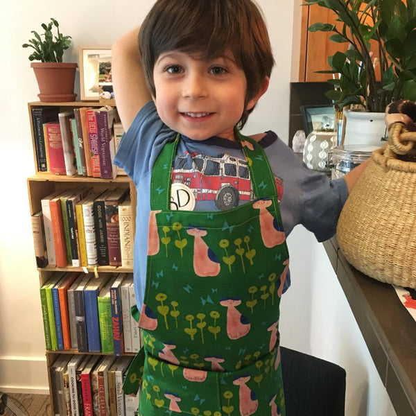 Limited Edition Handmade Kids' Apron