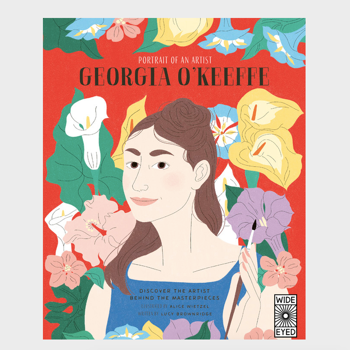 Portrait of an Artist: Georgia O'Keeffe