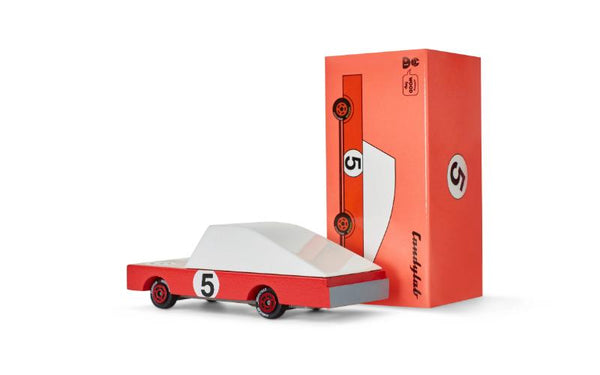 Candycar - Red Racer #5
