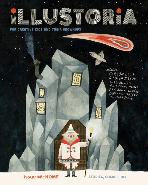 Illustoria Magazine – Issue #8