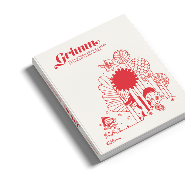 Grimm - The Illustrated Fairy Tales of the Brothers Grimm