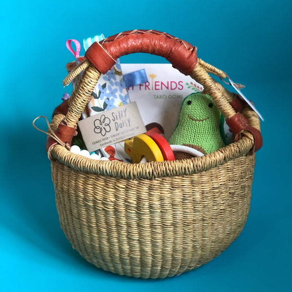 Special Easter Basket for the Littlest One