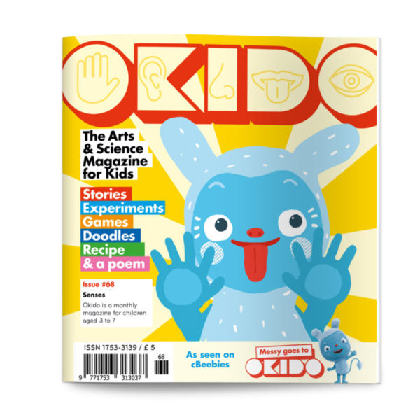 Okido - Issue 68 - Senses
