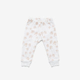 Lewis Pajama Set - Palm | Blush