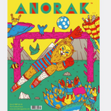 Anorak Magazine <br> Vol. 47 Football (aka Soccer)