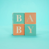 Heirloom Wooden Baby Blocks