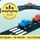 Waytoplay King of the Road <br> 40 pieces