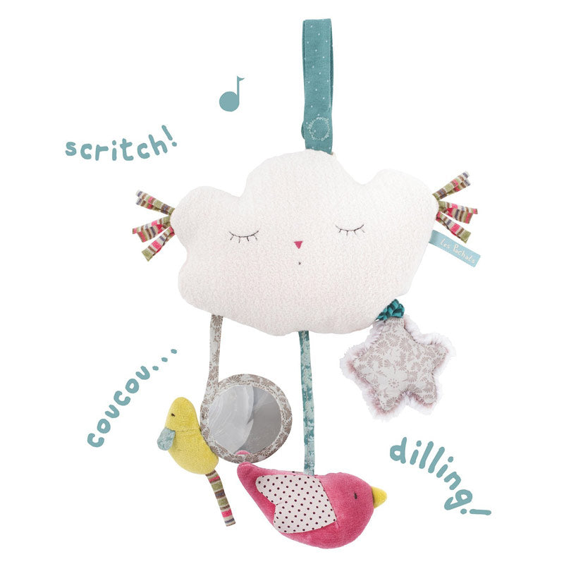 Musical Activity Cloud
