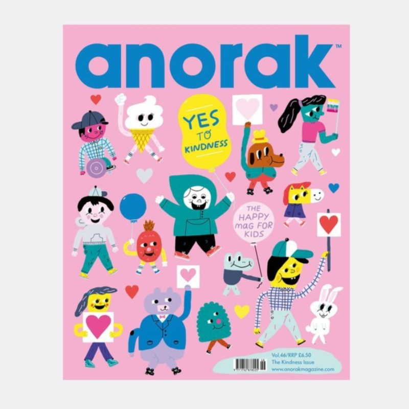Anorak Magazine <br> Vol. 46 Kindness