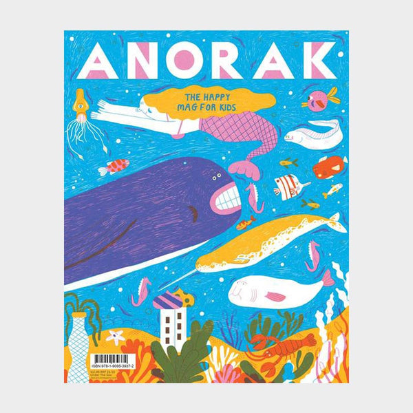 Anorak Magazine <br> Vol. 40 Under The Sea