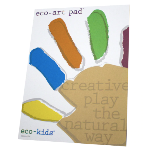 Eco Kids Art Pad Drawing Paper