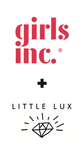 "Girls Inc. + Little Lux ""Strong Smart Bold"" Necklace"