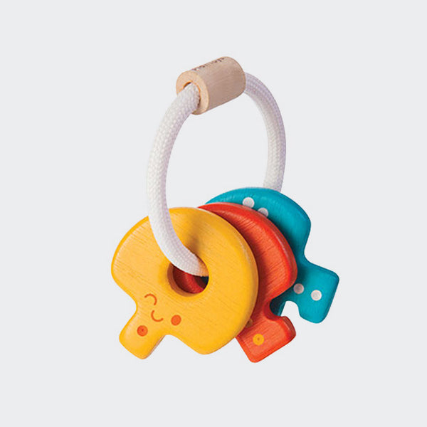 Baby's Keys – A Sweet Rattle