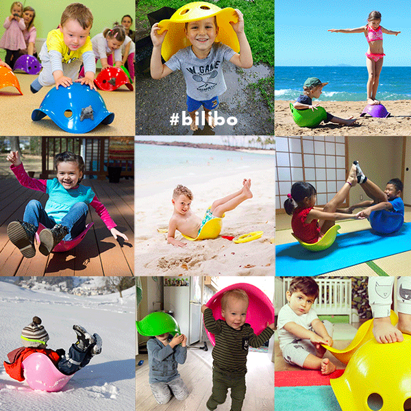 Bilibo - Perfect for imaginative play!