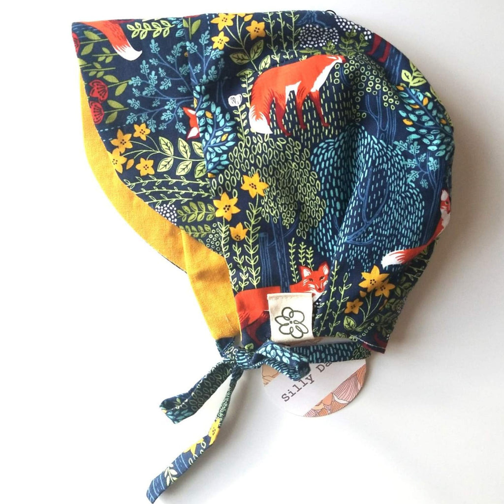 Reversible Sun Bonnet
