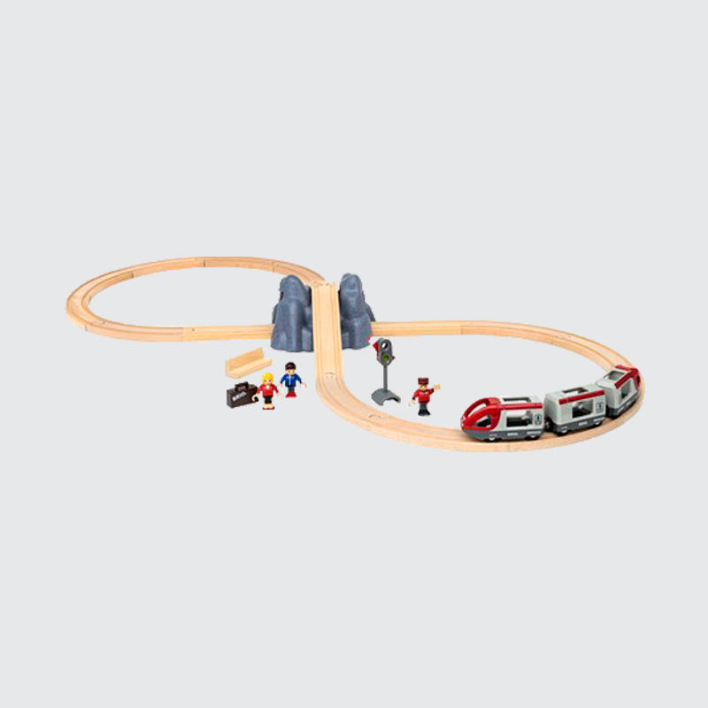 Railway Starter Train Set