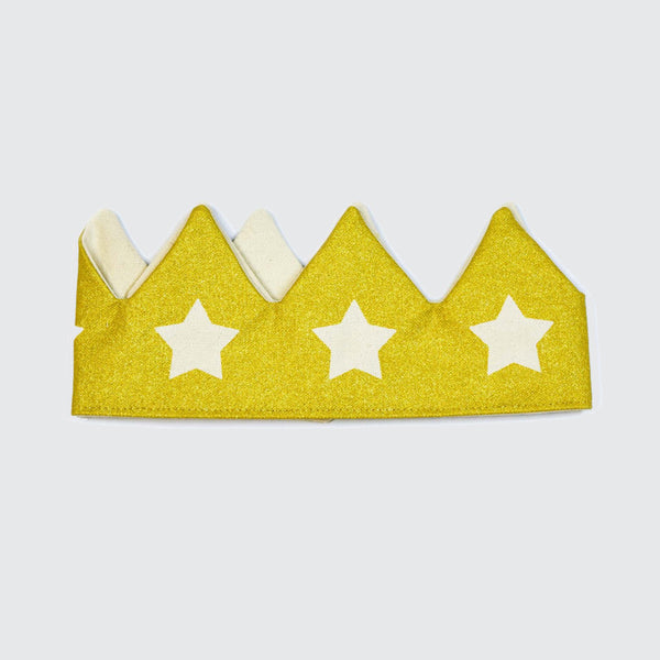 Adjustable Canvas Crown