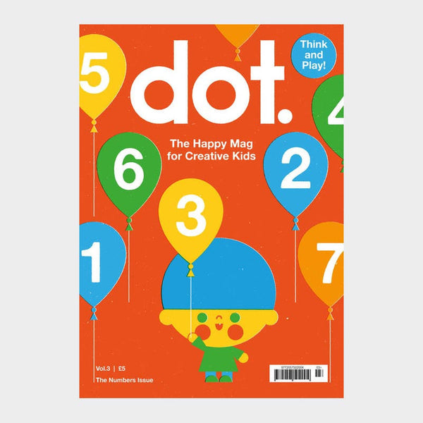 DOT Magazine <br> Vol. 3 Numbers