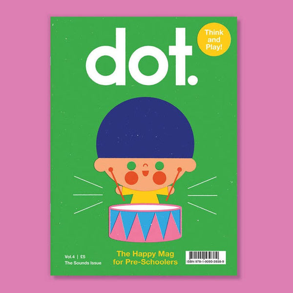 DOT Magazine <br> Vol. 4 Sounds