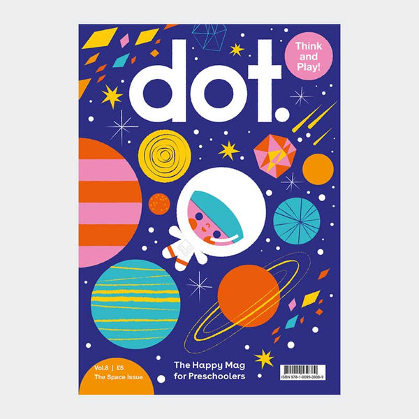 DOT Magazine <br> Vol. 8 Space