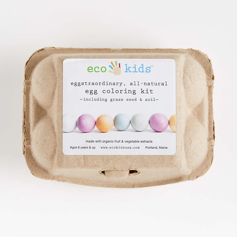 All-Natural Easter Egg Coloring Kit
