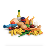 Cooking Fun - Wooden Food Assortment