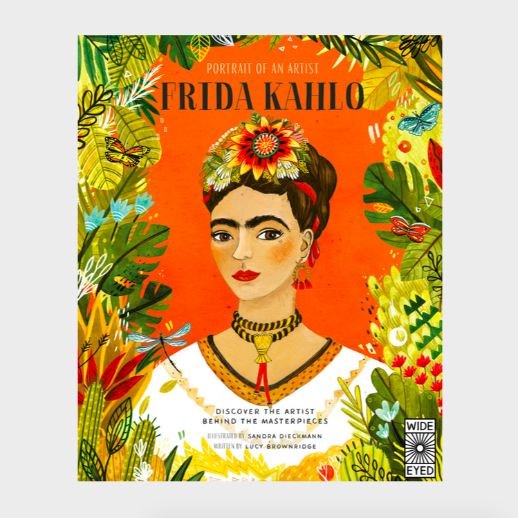 Portrait of an Artist: Frida Kahlo