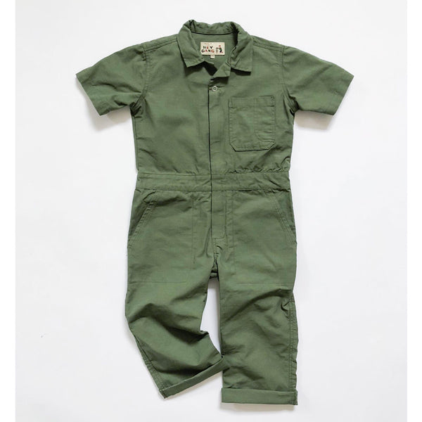 Army Ripstop Coveralls