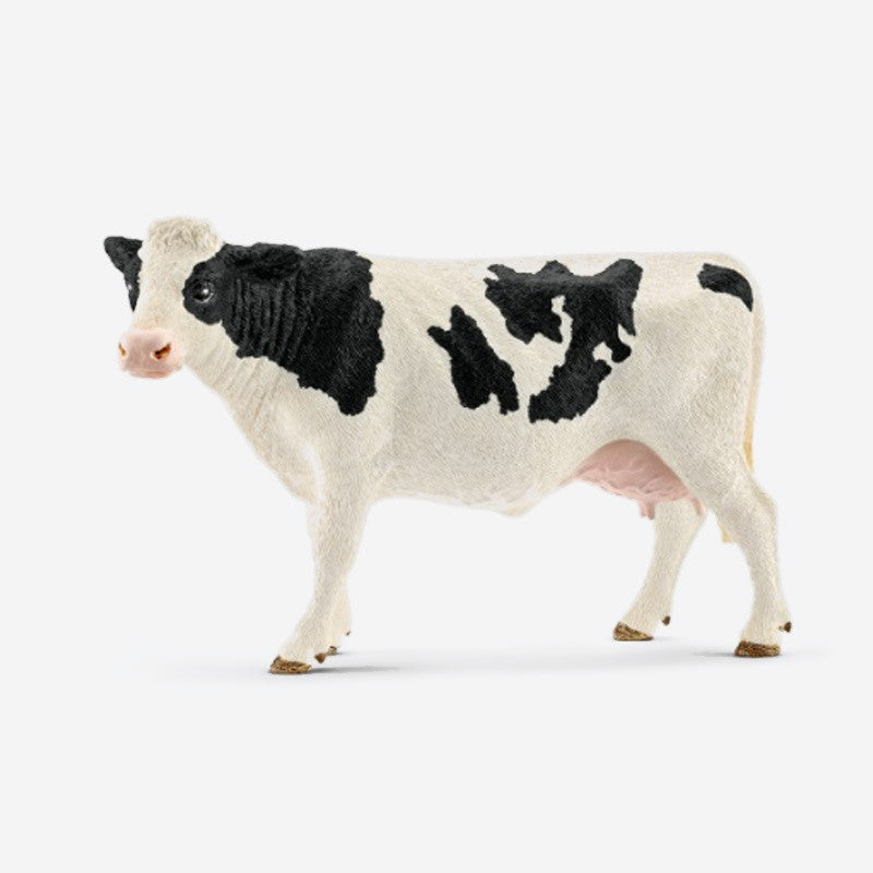 Holstein Cow Figurine