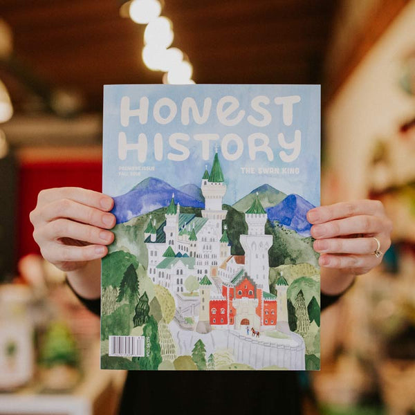 Honest History Magazine | Issue #1