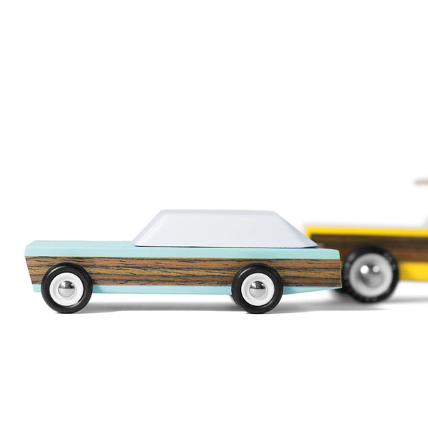 Little Woodie - Wooden Car