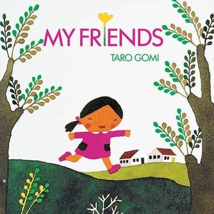 My Friends - Board Book