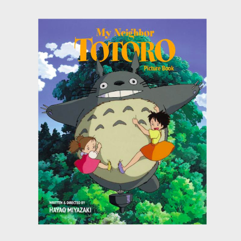 My Neighbor Totoro Picture Book