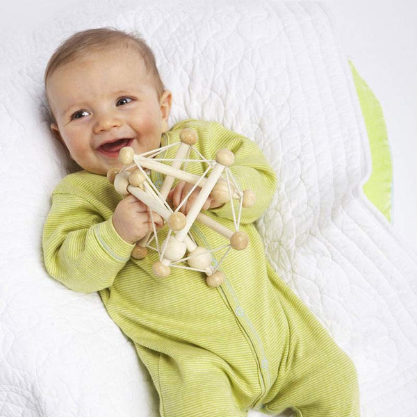 Natural Skwish Baby Toy