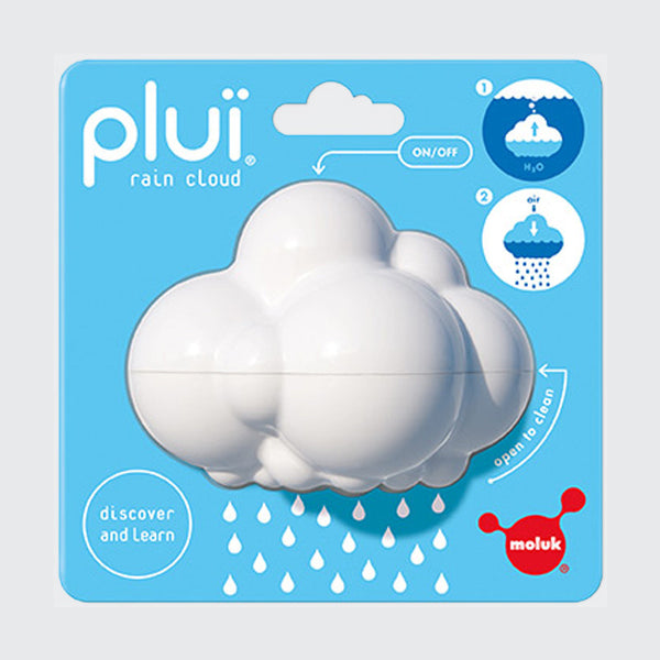 Pluï Rain Cloud Bath Toy