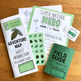 Hoyt Arboretum Redwoods - Family Hiking Trail Packet