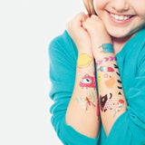 Set of Temporary Tattoos - Kids Mix Two