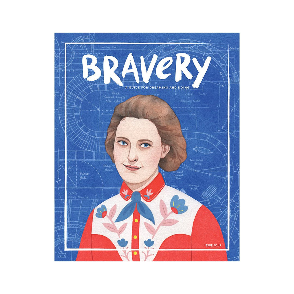 Bravery Magazine | Issue #4